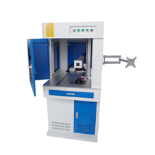 JPT LM1 60w 100w 120w Color Mopa Fiber Laser Marking Machine