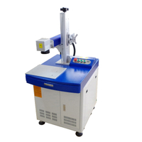 Desk Type Mopa 100W Fiber Laser Marking Machine
