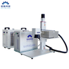 Portable Split Style 355nm Wavelength 3W 5w UV Laser Marking Machine